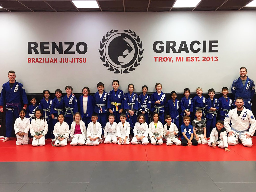 Kids Martial Arts Troy MI